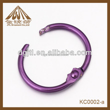 Fashion wire binder rings