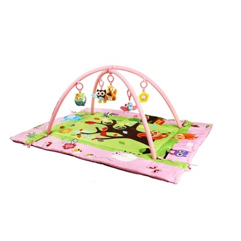 Eco-friendly baby car play mat