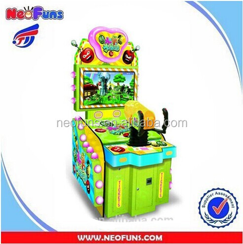 Fruit Rebellion Electric Games Machine Video Redemption Arcade Game Machine For Sale