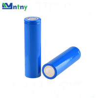 CNNTNY High Capacity 3.7V 2200mah 18650 1C Deep Cycle Battery Cell for Electric Solor Energy Storage
