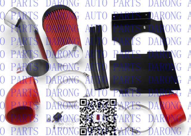high performance intake system fit for 02-06 Cadillac Escalade 5.3L V8