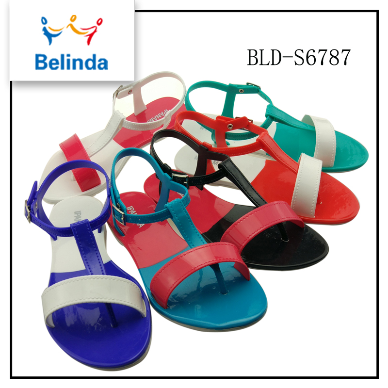 wholesale comfortable beach women fashion sandal stylo shoes from pakistan