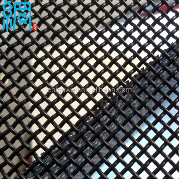 Stainless Steel Wire Mesh Window Barrier Membrane