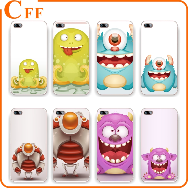 Cartoon Animal Crystal Clear Soft TPU Gel Skin Cover For Sony Xperia M4 Aqua Xa Ultra C4 C5 M5 Z L36h Z1 Z2 Z3 Z4 Z5 Phone Case