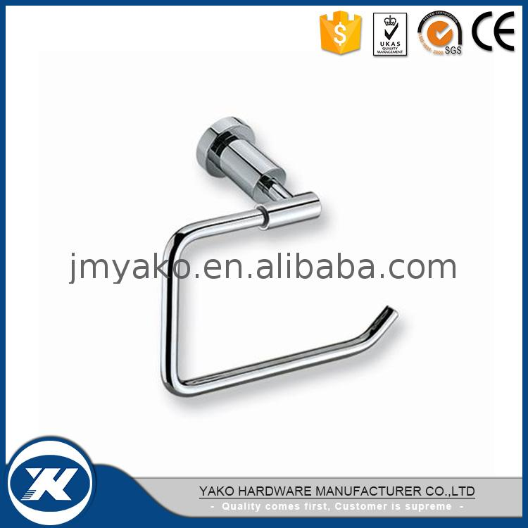 stainless steel or brass kitchen tissue paper roll holder With CE and ISO9001 Certificates