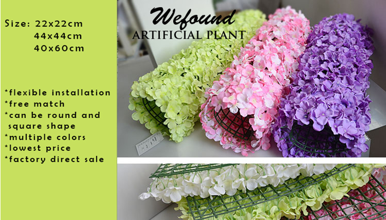 Fleurs Artificielles Fleur Toile De Fond Fleur Mur De Mariage