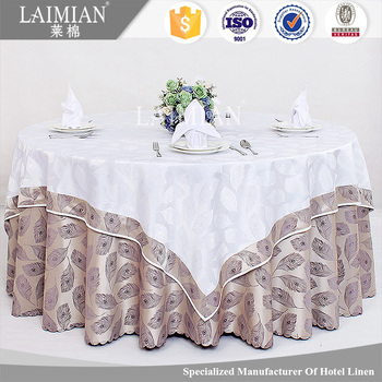 Factory Supplying Table Cloths Round Japanese Table Cloth
