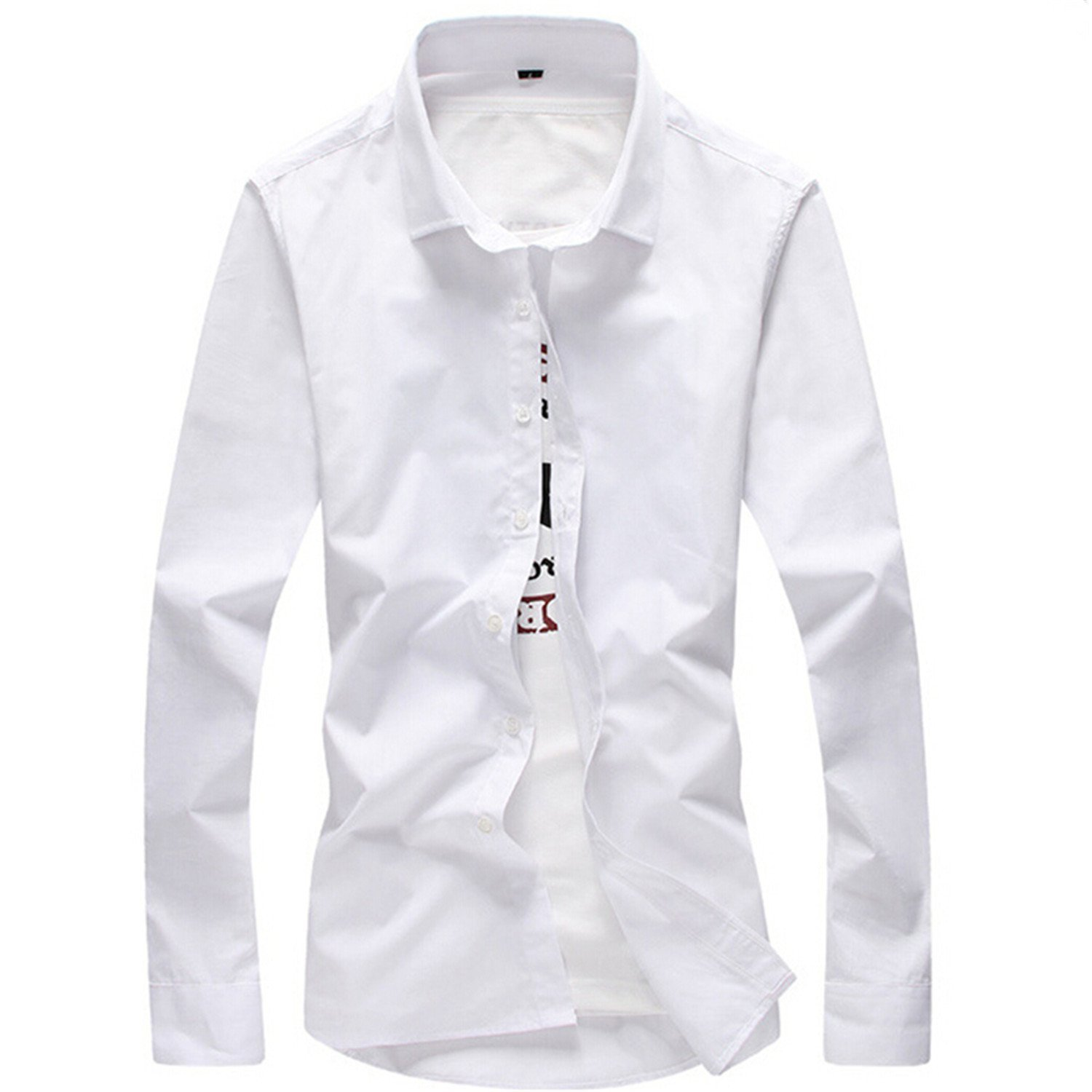 Cheap Mens White Formal Shirts Find Mens White Formal Shirts Deals