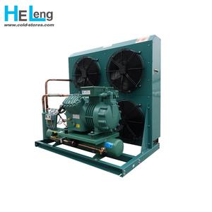 Bitzer compressor 3 4 5 6 8 10P ondensing unit for cold room