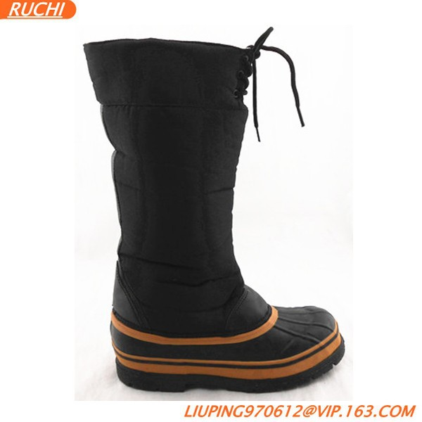 Hunting Boots Mens/womens Knee Boots Winter Snow Boots