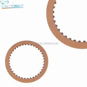 Ceeinex Automatic transmission paper based clutch friction plate for dirt bike OEM is welcome