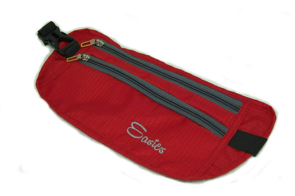 393c13665fd Get Quotations · M VIR Travelling Secure Waist Pouch Anti-theft Fanny Pack  Waist  Pack Travel