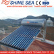 Best selling rooftop tata bp solar water heater