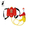 Summer toy firefighting backpack powerful water gun