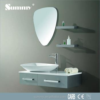 Diseño Moderno Mueble De Baño Colgante Fino Baño Vanidad Lowes ...