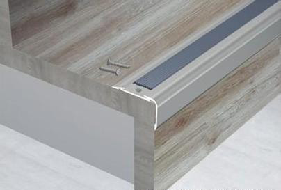 High End Aluminum Stair Nosing /step Nosing/stair Nosing For Ceramic Tile