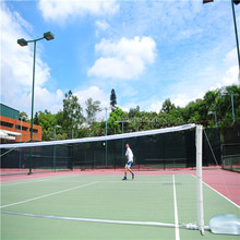 Wholesale price tennis practice 8.8m inflatable beach tennis net