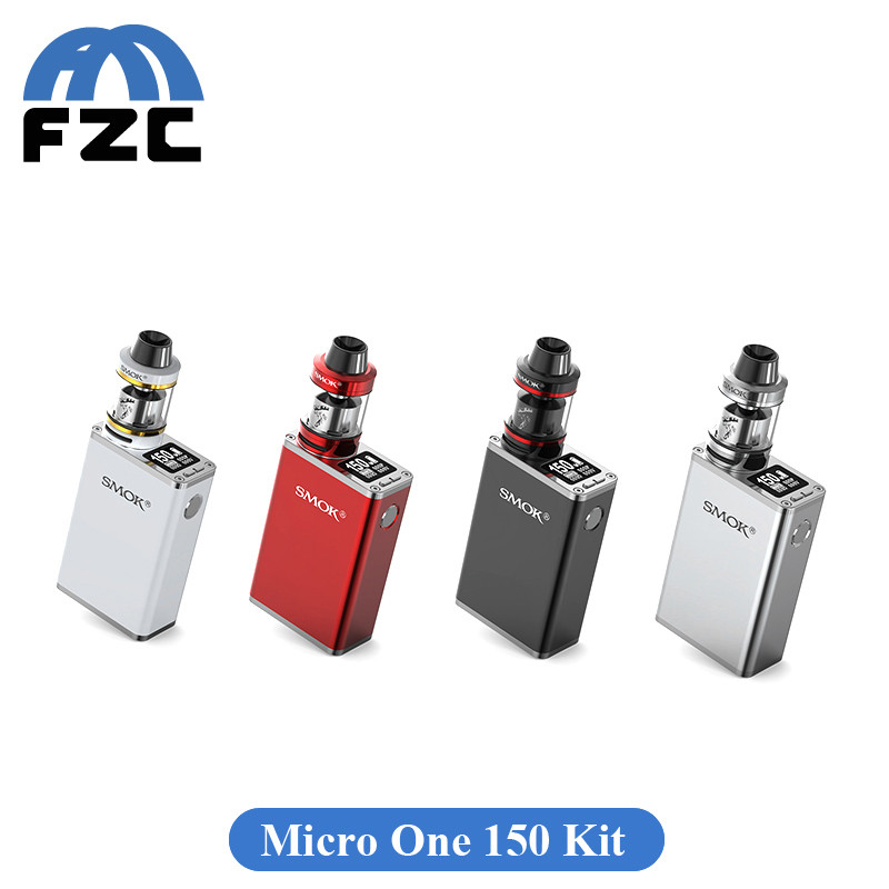 Smok Minos Sub-ohm Tc Tank And Smok Micro One 150 Box Mod Smoktech ...