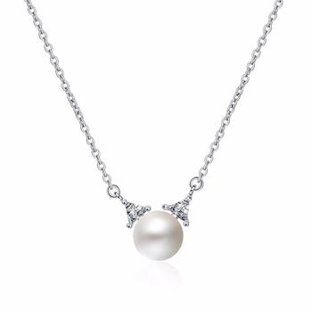 Professional freshwater pendant 925 silver pearl pendant mounting professional freshwater pendant 925 silver pearl pendant mounting natural pearl jewelry with ce certificate aloadofball Image collections