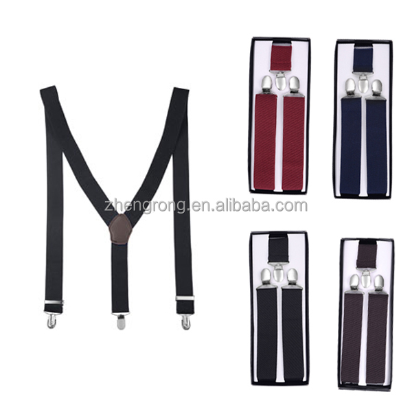 Hot Sale 2016 Promotion Elastic Suspender With Stock