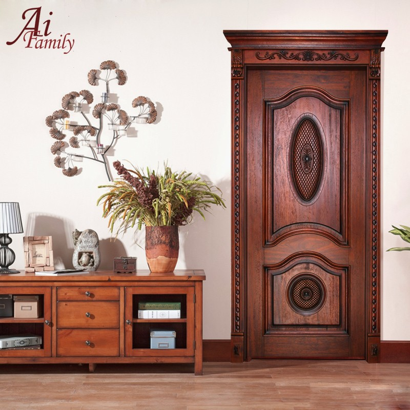 alibaba China most affordable price main door designs 2012
