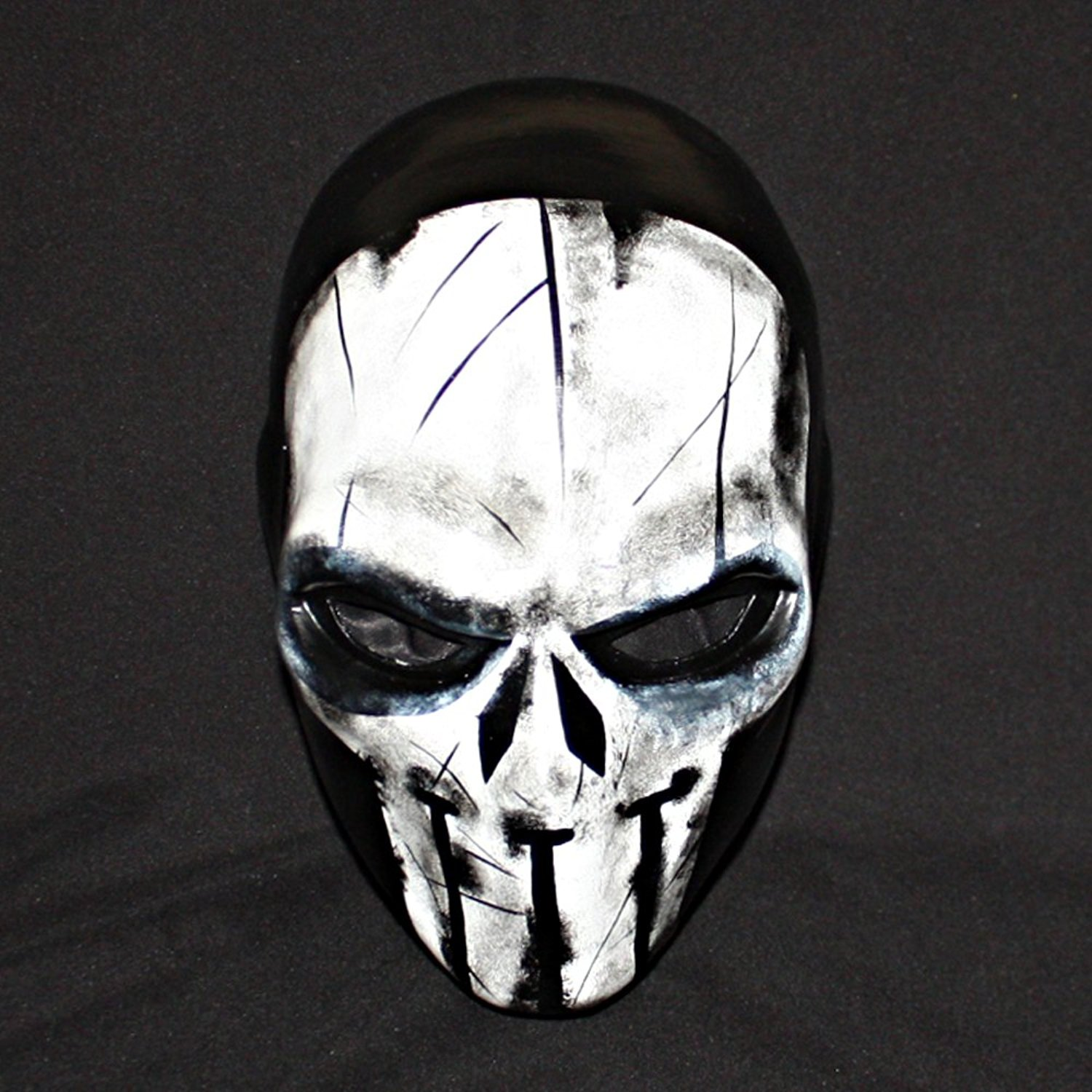 1:1 Custom Halloween Costume Cosplay Latex The Punisher Mask LA22