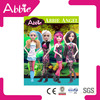 2016 hot sale toys colorful ABBIE ANGEL dolls juguetes al por mayor