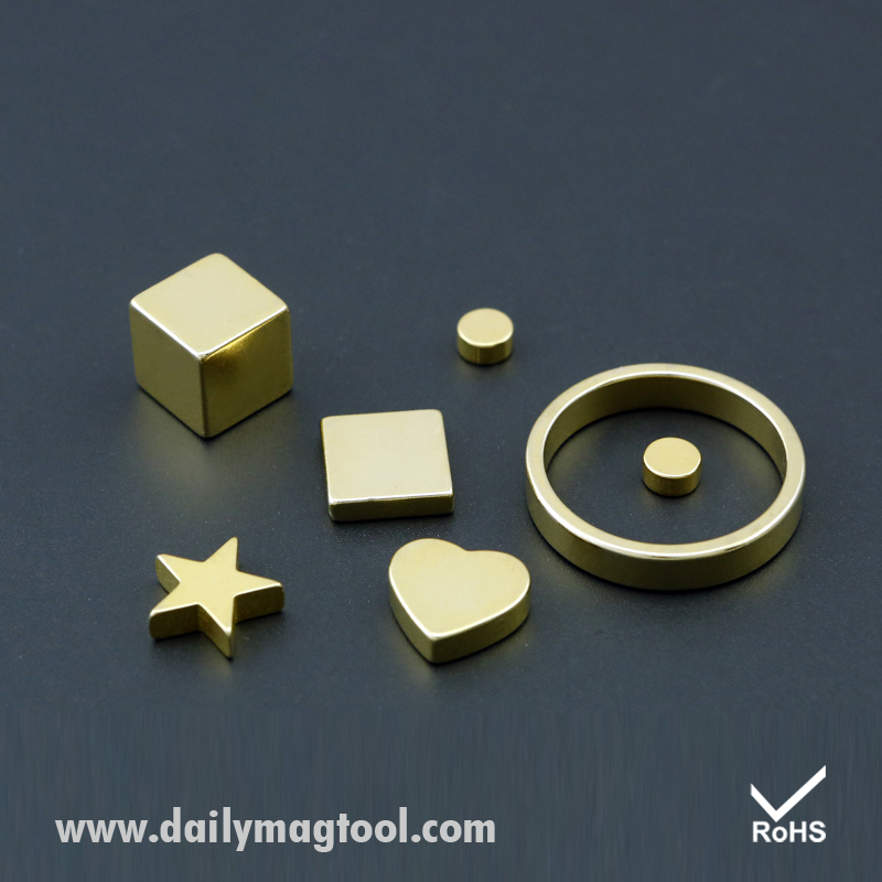 N54 Sintered Customized Neodym Sonderformmagnet Sternformmagnete
