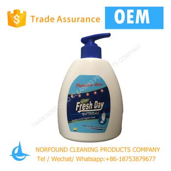 380ml Hand Washing Detergent Liquid