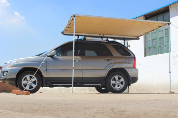 Expedition Camping Vehicle Awning Ideal For Roof Tent Easy Fit