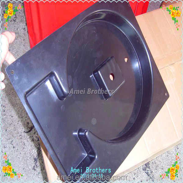 OEM thick abs plastic cover vacuum thermoform products