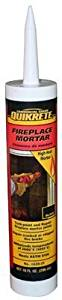 SAKRETE OF NORTH AMERICA 8620-21 10 oz Fireplace Mortar by Sakrete Of North America