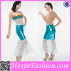 2012 Newest Design Sexy Mermaid Dresses For Girls