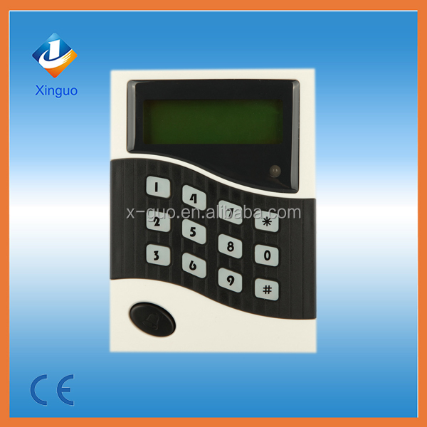 2500 users Rfid manufacturers time and attendance hardware and software systems and terminals solutions