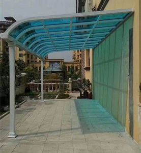 Charmant Plastic Cover Boats Transparent Polycarbonate Awning Door Canopy Rv Dome  Manual Used Patio Awnings For Sale Terrace Roof Awning