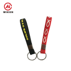 Make Your Own Debossed Ink Filled Silicone Wristband Keychain, Silicone Bracelet Key Holder