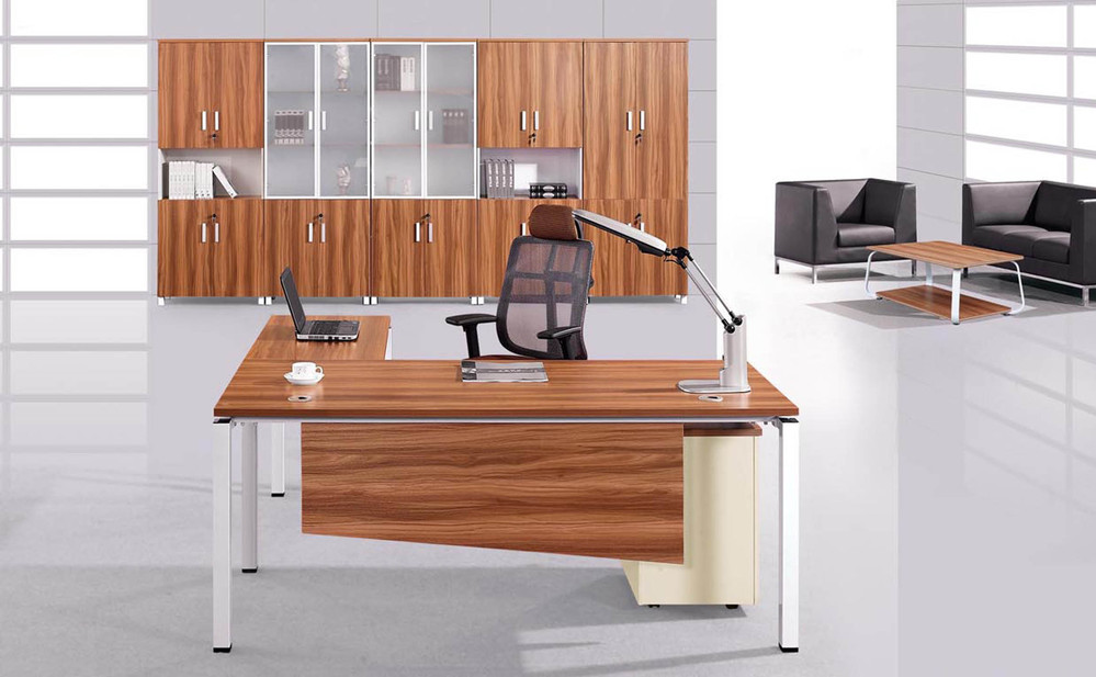 Metal Leg Manager Director Prices Wooden Offices Table With Desk Modesty