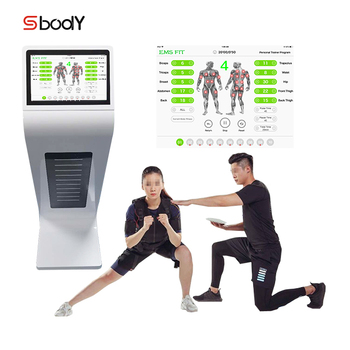 Wireless Ems Machine Price Maquina Electroestimulacion Muscular For Group Training