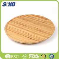 Bamboo Healthy Frozen Food Tray With 5 Compartment