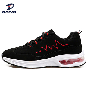 2018 New style PU durable anti-skid men air athlete sport shoes