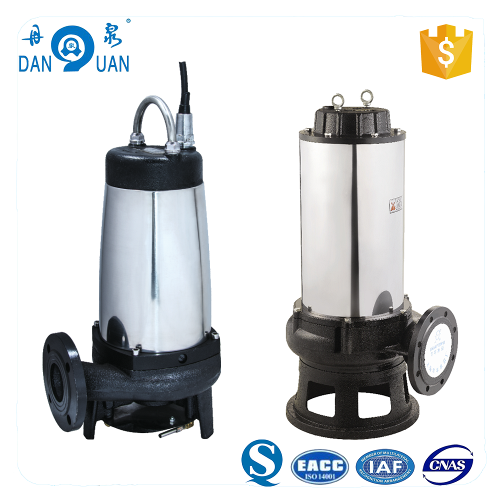 New Product Different Models Centrifugal Sewage Pump of Bottom Price