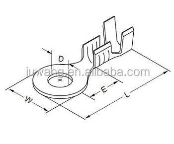 auto wire terminals and connectors electrical terminals