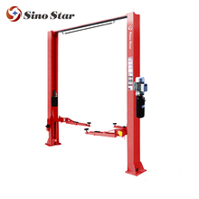 2 post car lift/residential pit garage parking car lift/rc car lift for rc cars(SS-CLB-40)