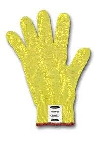 Ansell Size 9 GoldKnit Light Weight Kevlar® String Knit Ambidextrous Cut Resistant Gloves
