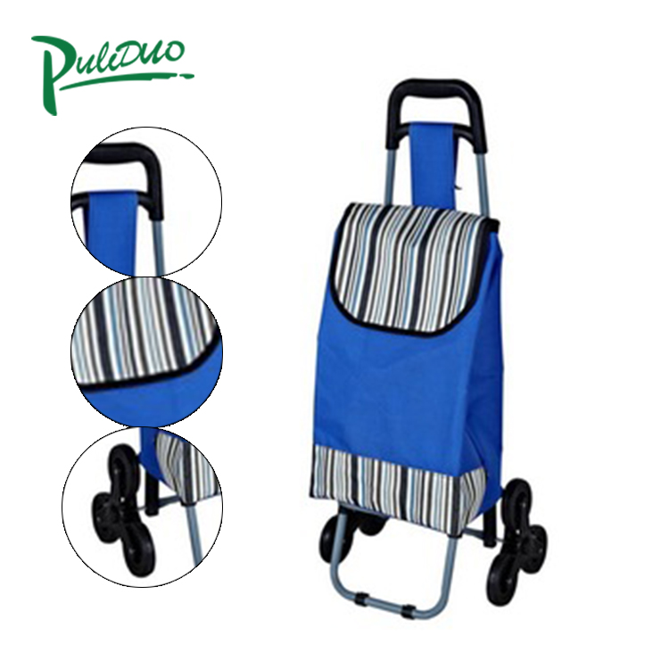 Widely Used Superior Quality Wholesale Folding Small Shopping Cart Trolley Bags