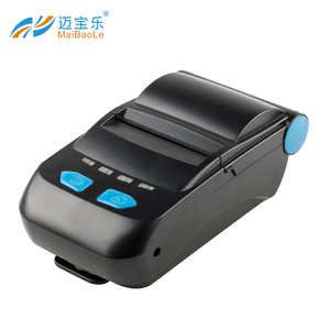 with battery bluetooth monochrome thermal receipt printer module usb and bluetooth paper roll printer pos58