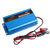 Microprocessor controlled AGM GEL SLA Battery 12V 10Amp speed charger electrical car battery charger 12V