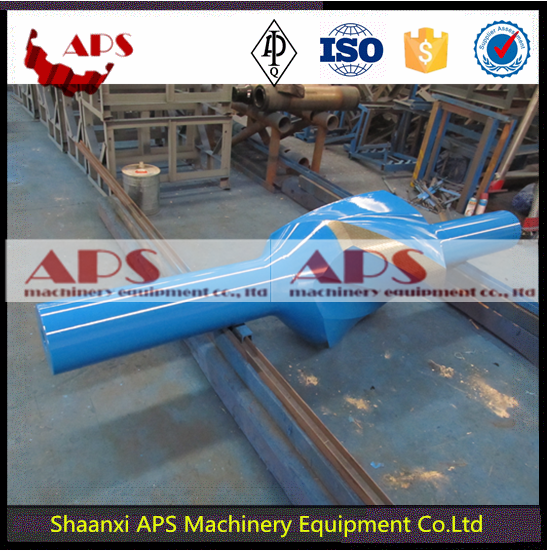 API 7-1 Oil and Gas Integral blade stabilizer/Near bit and drill string stabiliser for oil well drilling equipment