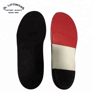 High-Rebound Foot Arch Support Orthotic Breathable Insole Pads
