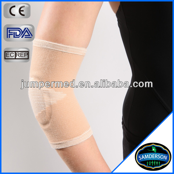 skin color adjustable comfortable elastic brace basketball elastic support